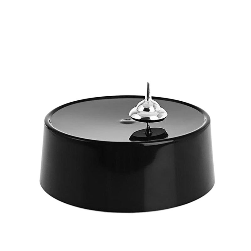 Spinning Top Electronic Perpetual Motion Rotating Magnetic Gyro Decoration Inception Gyro Desktop Toys Gifts|Decorative Letters & Numbers| |  - title=