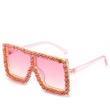 Ретро Квадратные Солнцезащитные очки для женщин 2020 брендовые