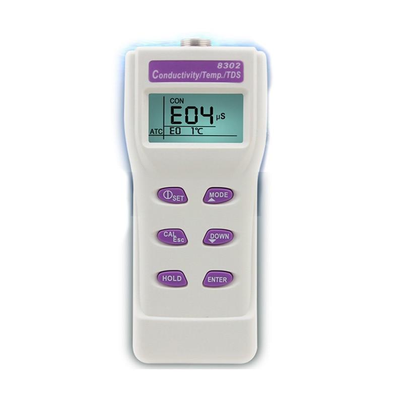 AZ8302 Conductivity Meter tester PH meter Conductivity Meter Infrared