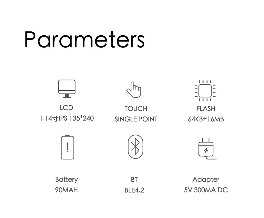 H18b5e322ec3e4d04a6069d6507f7e535B Fitness Bracelet Blood Pressure Measurement Waterproof Smart Band Bracelet Watch Fitness Tracker Heart Rate Activity Tracker
