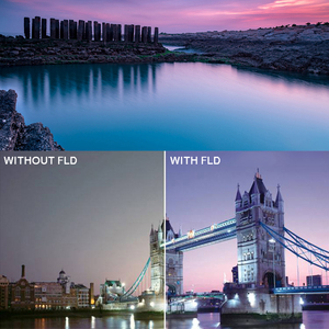 Image 5 - BAODELI Fld Filter 49 52 55 58 67 72 77 82 Mm For Camera Canon Lens Eos M50 6d 90d 600d Nikon D3200 D3500 D5100 D5600 Sony A6000