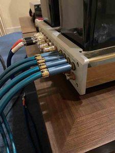 Image 5 - Hifi A55 Ortofon câble RCA amplificateur CD haut de gamme interconnecter 2RCA à 2RCA câble Audio mâle