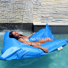 Chair Beanbag Big-Pillow Outdoor Sofa-Bed Relaxing Cushion-Water Swimming Large-Size