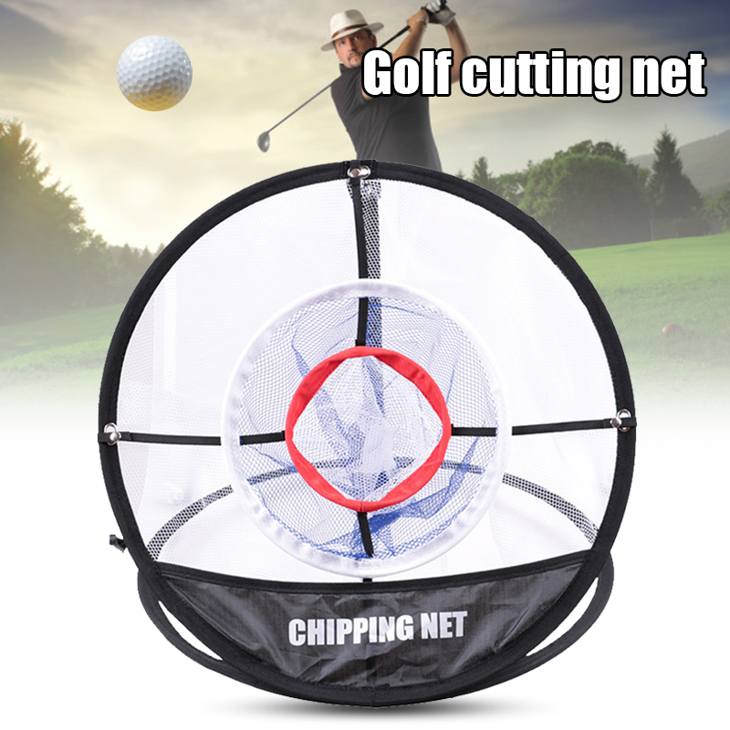Golf Chipping Net Indoor Golfing Net Golf Cutting Net Kids Golf Practice Net Training Accessories For Backyards XR-Hot