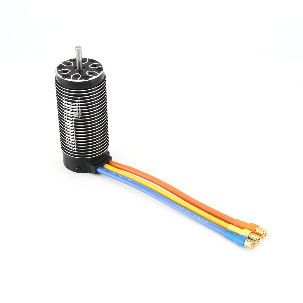 Rocket 4092 1420KV Brushless Sensorless <font><b>Motore</b></font> 4 Poli Sensorless <font><b>Motore</b></font> Per 1/8 <font><b>RC</b></font> Drift Car Racing Modello Parti image