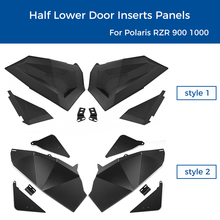 Half Onderste Deur Inserts Panelen 2 Seat Voor Polaris Rzr S Xp 1000 Turbo 2014 2019 2015 2016 2017 2018