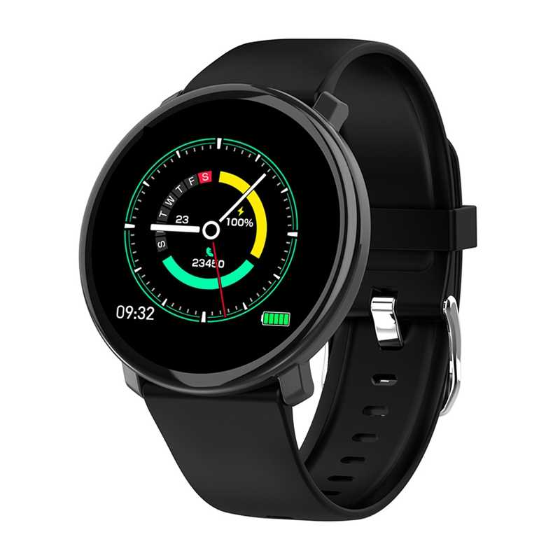 Smart Watch M31 Full Screen Press Ip67 Waterproof Multiple Sports Mode Diy Smart Watch Face for Android & Ios