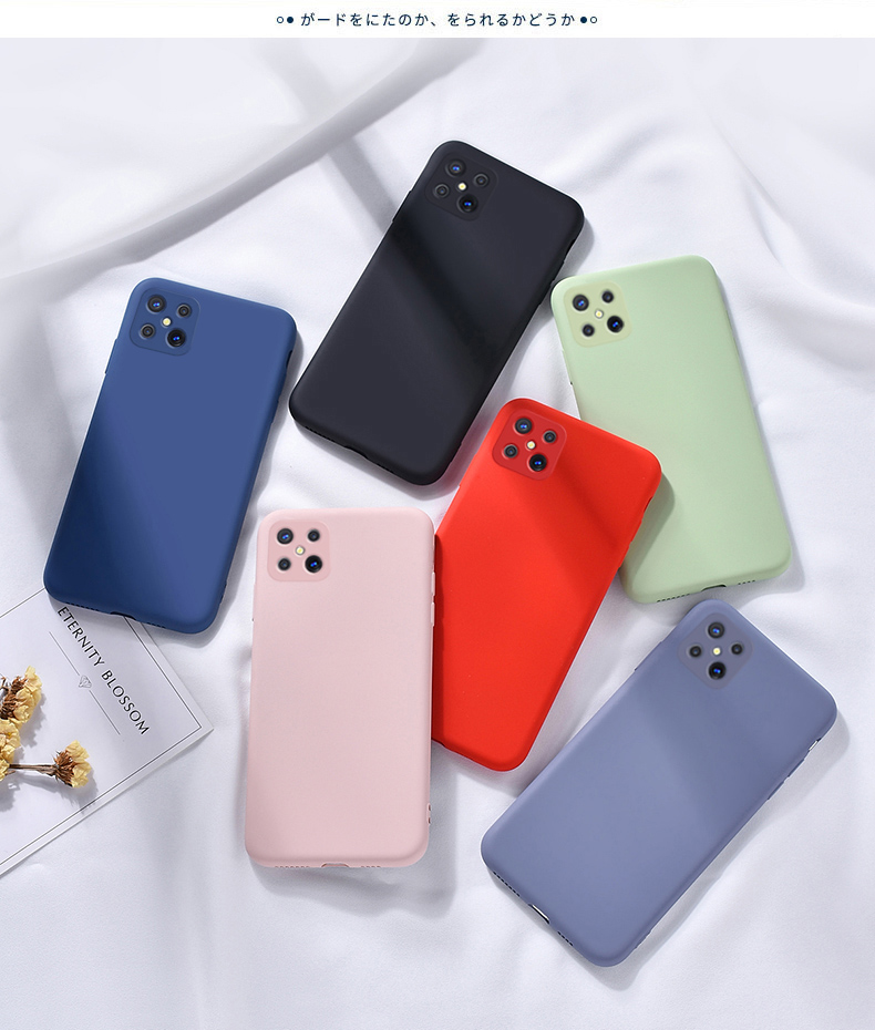 For <font><b>OPPO</b></font> Realme C11 <font><b>Case</b></font> Rubber <font><b>Liquid</b></font> Silicone Anti-slip Candy Color <font><b>Case</b></font> For <font><b>Oppo</b></font> A92 A72 <font><b>Cover</b></font> For Reno Ace Realme X2 Pro image