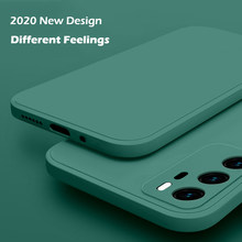 Cases For Huawei P30 P40 P20 Pro Case Luxury Original Silicone Soft Back Cover For Huwei Mate 20 30 Pro Plus Nova 6 7 Pro SE 5G