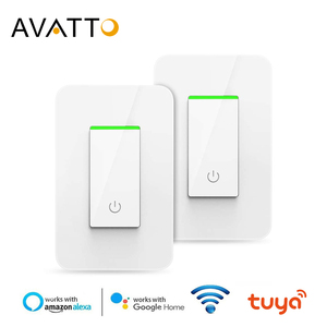 AVATTO Wifi Smart Light Switch
