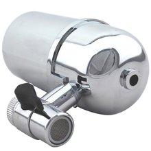 Домашний кран очиститель воды гальванический очиститель воды двойной кухонный кран фильтр для воды кран очиститель воды