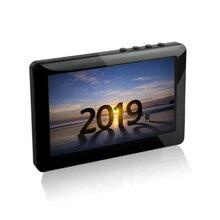 Reproductor MP4 MP5 de alta definición, 8GB y 4,3 pulgadas, pantalla táctil + botones con juego, función de lectura de Ebook auténtica