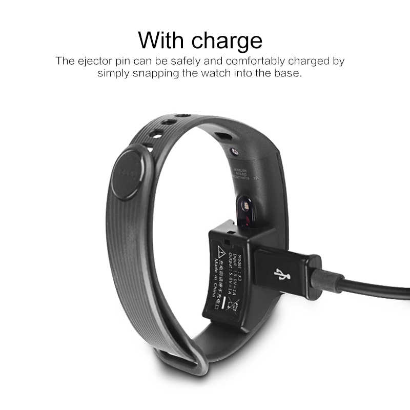 Universal Smart Watch ChargerสำหรับHuaweiสร้อยข้อมือกีฬา 4pro,3/3pro,2 Honor Band 3 4 5 กีฬาCHARGING Cradle Dock Station