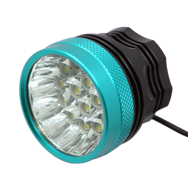 Wasafire 40000 lm 16 * t6 led