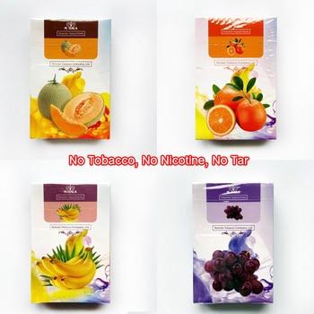 Non tobacco Fruity Flavor USA Import Shisha Hookah Mint Flavour Accessories mohala Apple Blueberry Watermelon taste Men Gift
