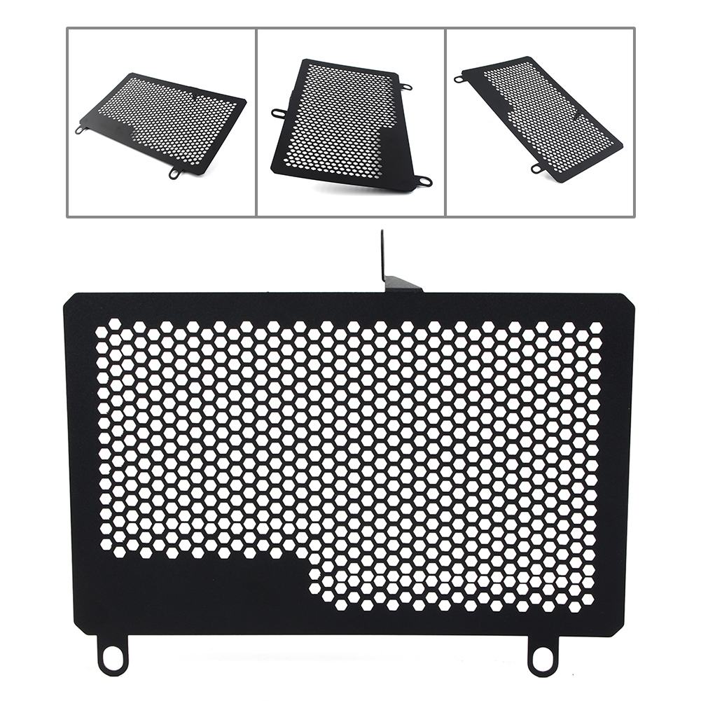 Areyourshop Griglia protettiva in alluminio per radiatore H-O-N-D-A CB500X 2019
