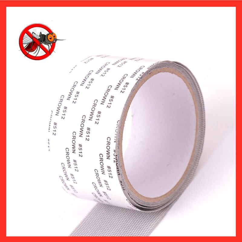 Anti-Mosquito Fly Net Repair Wall Screen Window Stickers Mosquito Net Repair Screen Door Curtain Repair Prevention Finsects 50