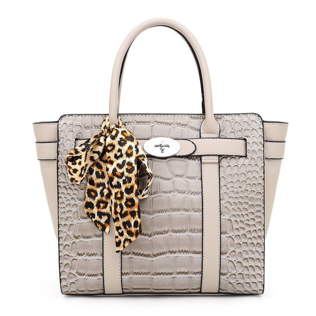 New Famous Brand 2019 Women Handbags Ladies Large Hand Bags Luxury Lady shoulder Bags Designer Crocodile Leather Bags for Girls