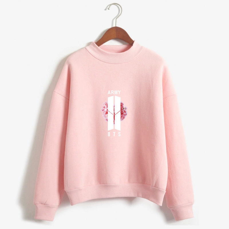 BTS Bulletproof Boys BTS & Amp; Army Wish AliExpress Hot Sales Hoodie