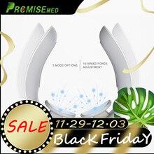 Pr+mise Электрический импульсный массажер для спины и шеи топления длинноволновой части инфракрасной области облегчение боли инструмент медицинского обслуживания Многофункциональный физиотерапия