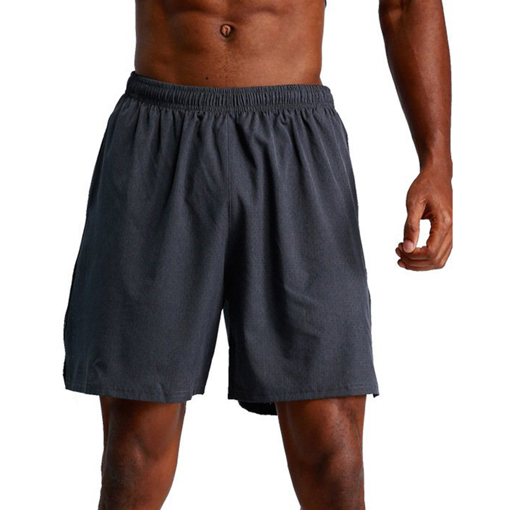 Ropa Hombre Men's Soft Mesh Sports Breathable Shorts Men Casual Solid Color Fitness Loose Comfortable Shorts