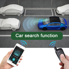 Remote Start for Car Alarm Security Syst