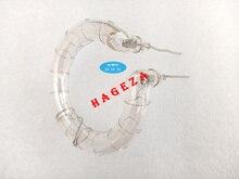 Neue power 1200W ring Rohr Xenon lampe Flashtube Reparatur Teil BLITZGERÄT temperatur 5500K (kelvin)