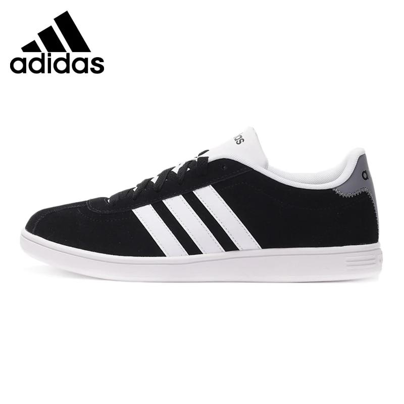 Original New Arrival Adidas NEO Label Men's Skateboarding Shoes Low Top Sneakers