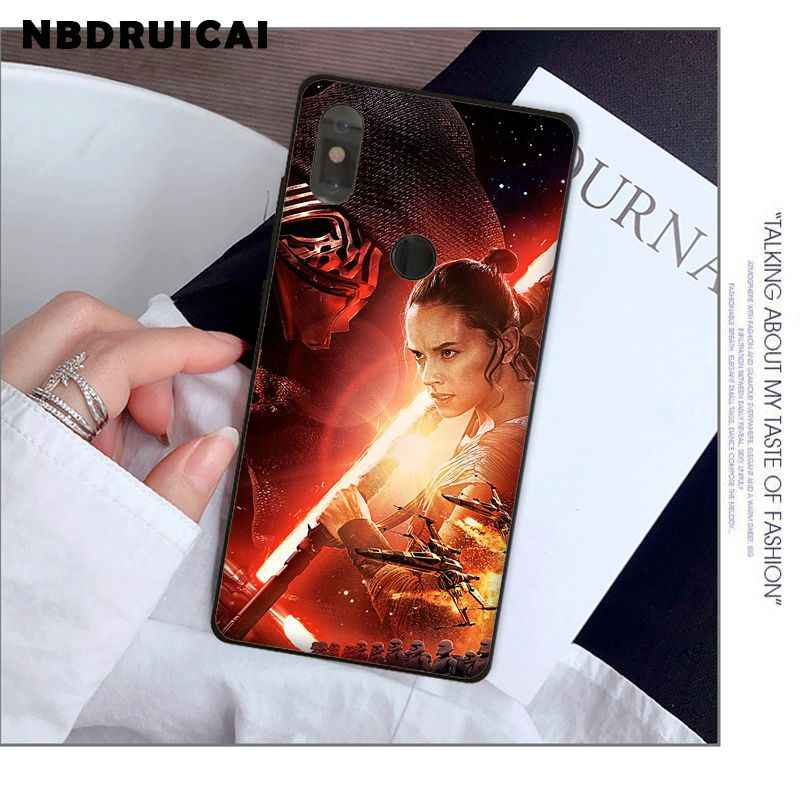 NBDRUICAI, Dardo cómico de Star Wars, funda de teléfono para Xiaomi de alta calidad 8 9 se 5X Redmi 6pro 6A 4X 7 5plus note 5 7 6pro