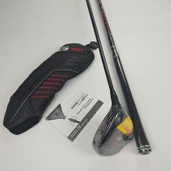 410G STD Golf Fairway wood golf clubs R SR S X Graphite shaft send head cover free shipping