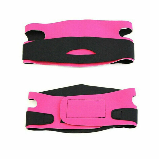 1PC Double Chin Face Bandage Slim Lift Up Anti Wrinkle Mask Strap Band V Face Line Belt Women Slimming Thin Facial Beauty Tool 1
