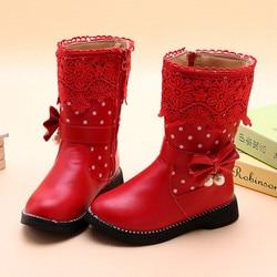 Лидер продаж; детские ботинки; обувь; Новинка зимы 2019; теплая плюшевая обувь для мальчиков; модные кожаные ботинки из мягкого флиса для девоч...
