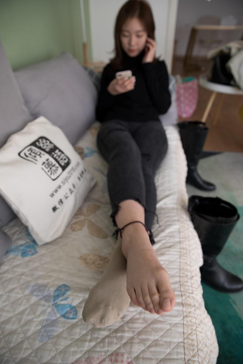 物恋传媒 No.335 婷婷-流年(长靴、棉袜、裸足)[179P/1V/4.29G]插图(3)