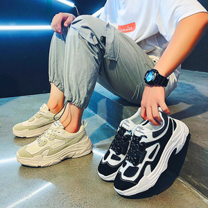 Image 4 - Mode Schoenen Voor Man Ademend Lace Up Air Mesh Sneakers Schoenen Zapatos Hombre Hot Verkoop Mannen Casual Schoenen running Sport