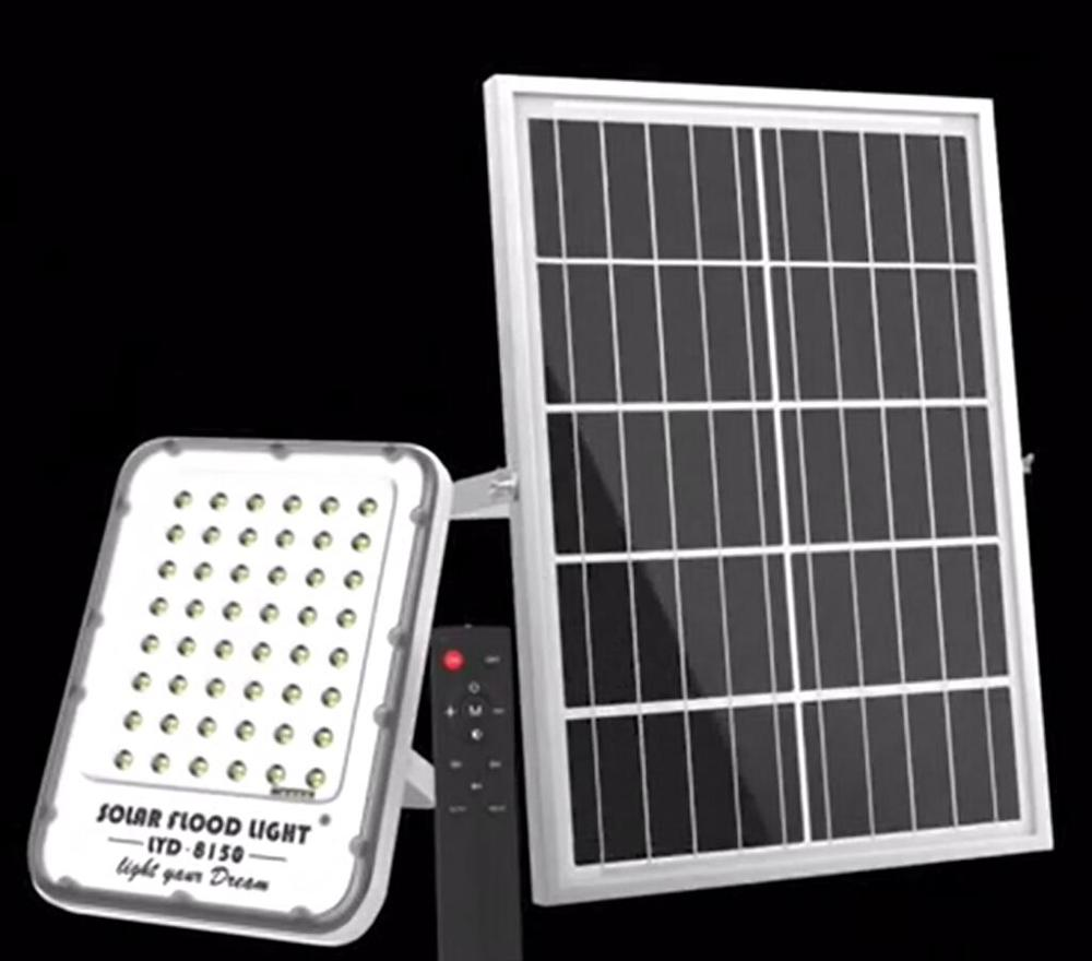 8W -25w Solar Traffic Lighting Fixuture Wirless Control Motion Sensor Full Capacity Battery