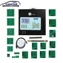 Xprog 5.55 preto caixa de metal ecu programação chip automático tuning XPROG-M v5.55 xprog m melhor do que xprog 5.0 função estável