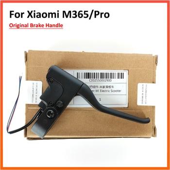 Manija de freno Original para patinete eléctrico Xiaomi Mijia M365 y Pro