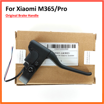 Original Brake Handle for Xiaomi Mijia M365 and Pro Electric Scooter Brake Lever Mi M365 Scooter Parts