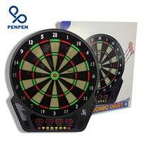 Automatic scoring soft darts electronic darts target darts disk safety darts set dart game soft tip darts lot