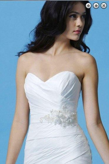 2014 Real Natural Free Shipping New Fashion Dinner Brides Maid Vestidos Formales Long Bridal Belt Sweetheart Bridesmaid Dresses