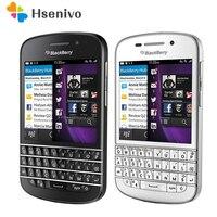 Telefone celular original de blackberry q10 3.1