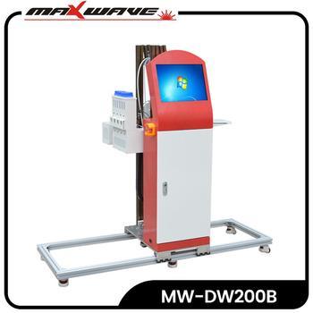 Zeescape Wall Printing Machine 3D Vertical Wall Printer / Digital Varnish Inkjet Printer