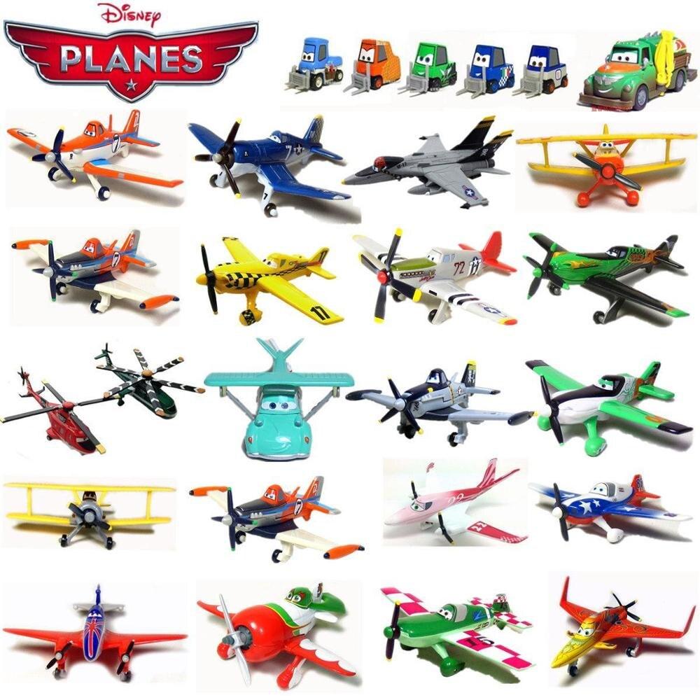 Disney Pixar Planes Dusty Crophopper Chupacabra Skipper Skipper Ripslinger 1:55 Metal Diecast For Kids Toys Children Boys Gifts