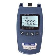 จัดส่งฟรี TL 520 ไฟเบอร์ออปติคอล Fiber Optical Cable Tester 70 ~ + 10dBm