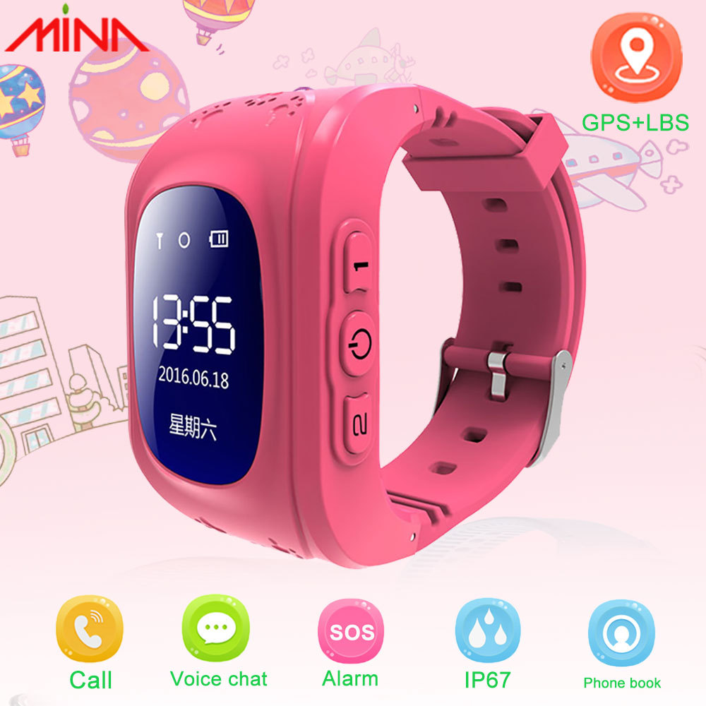 Q50 smartwatch Smart Kid Safe Smart GPS Watch SOS Call Location Finder Tracker Baby Anti Lost Monitor Pedometer reloj inteligent-in Smart Watches from Consumer Electronics on AliExpress