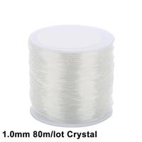 1.0mmX80m Crystal