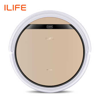 ILIFE V5s Pro Vacuum Cleaner Robot Sweep & Wet Mop Automatic Recharge for Pet hair and Hard Floor Powerful Suction Ultra Thin - DISCOUNT ITEM  34% OFF All Category