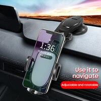 Soporte Universal para teléfono móvil de coche, soporte para parabrisas, para Xiaomi y Huawei, 1 unidad