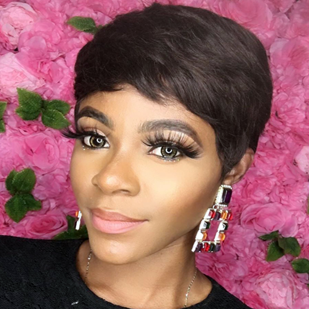 Cheap Wigs Available Hair Wigs For Black Women With Cheap Price Brazilian Wig Can Provide Wholsale