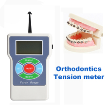 500g Portable Dental Orthodontic Dynamometer Digital Tension Meter Oral Force Gauge cheap Aliyiqi